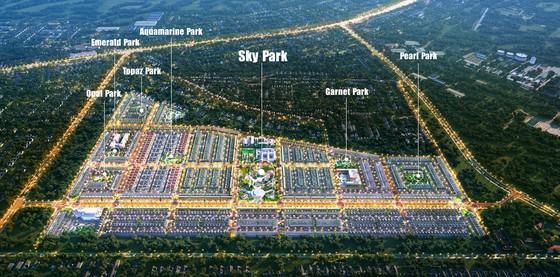 """""""Siêu phẩm"""" Gem Sky World bùng nổ thị trường bất động sản Long Thành"""