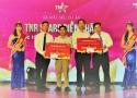 Sự kiện ra mắt siêu dự án TNR Stars Diễn Châu