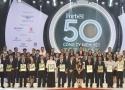 Đất Xanh lọt Top 50 công ty niêm yết tốt nhất Việt Nam lần thứ 7 liên tiếp