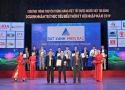 """Bất động sản Bắc Trung Bộ - """"Top 50 thương hiệu nổi tiếng đất Việt 2019"""""""