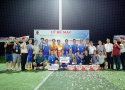 Bắc Trung Bộ tài trợ Vàng giải bóng đá Khối cơ quan huyện Đô Lương